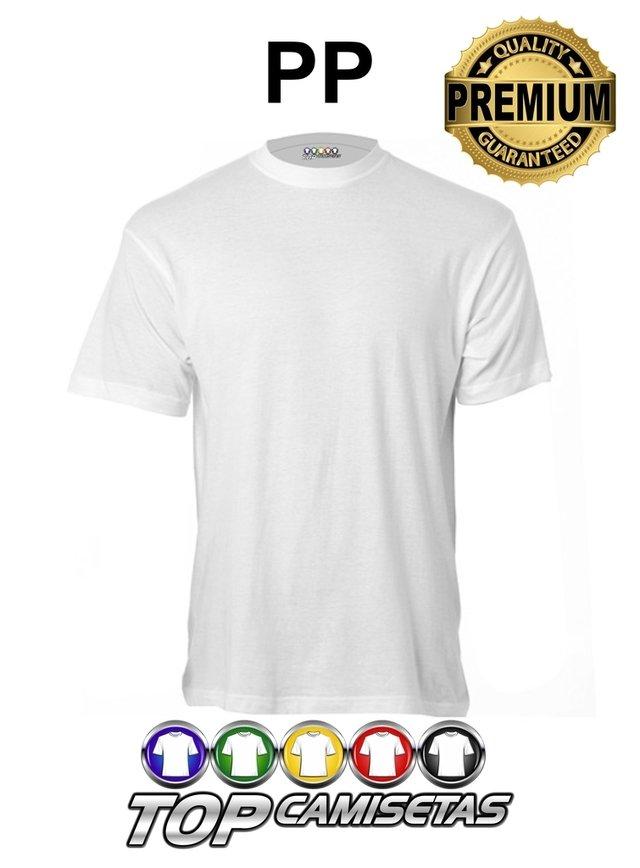 c2e9f6b4b8 Camiseta Lisa - Malha PP 100% Poliéster