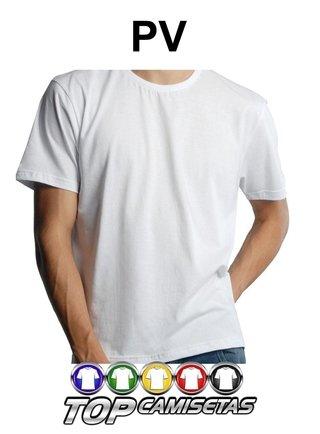 Camiseta Lisa - Malha Fria PV 67% Poliester 33% Viscose da62afb1d6e5e