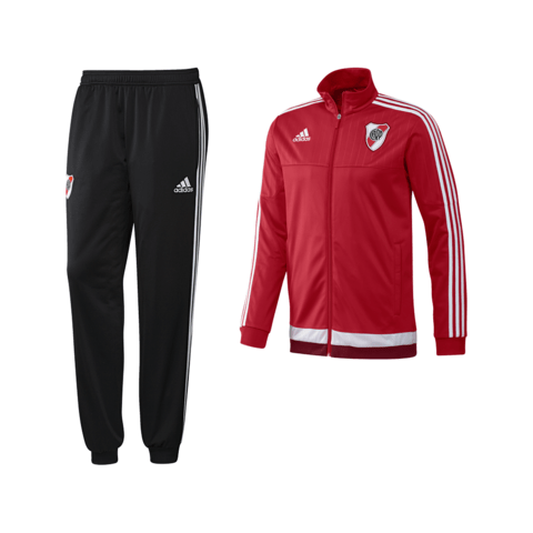 Conjunto Adidas S17015 River Plate Suit cod: 01257015