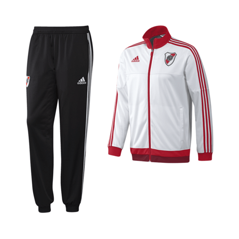 Conjunto Adidas S17016 River Plate Suit cod: 01257016