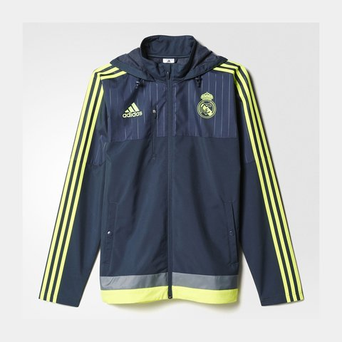 Adidas Real Madrid Campera - TRAV JKT