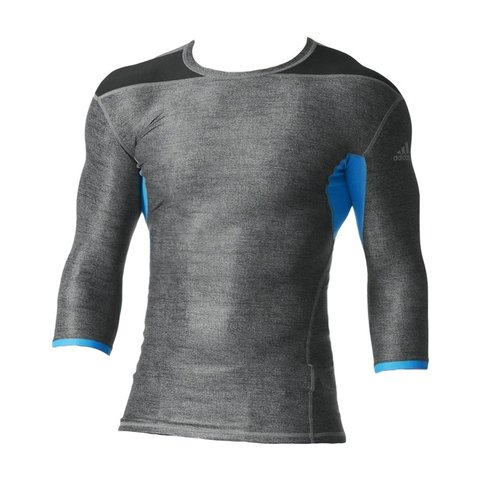 ADIDAS CAMISETA COMPRESION TECHFIT - TF CHILL 3/4 TEE