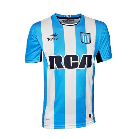 Camiseta oficial  2016 de racing club de avellaneda cod: 02259389