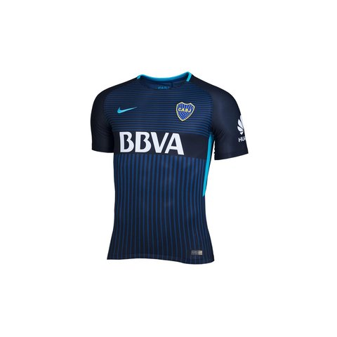 CAMISETA BOCA JUNIORS ALTERNATIVA NIKE BRT STADIUM KIDS cod  06237611 1344ce731db0a