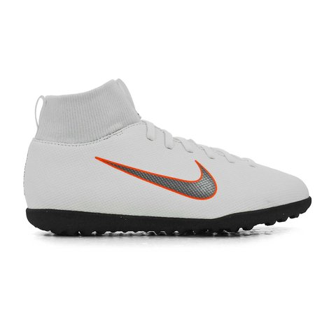 NIKE BOTINES - JR SUPERFLYX 6 CLUB TF AH7345-107