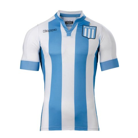 KAPPA CAMISETA RACING 17 - VERSION STADIUM S/ PUB