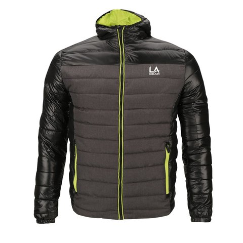 la gear campera - Hooded Jacket Bicolor