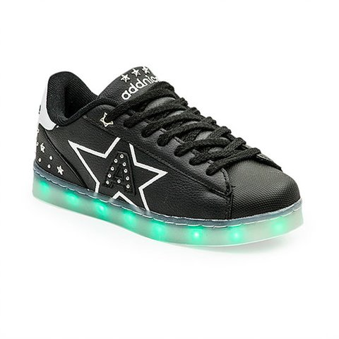ADDnicE LED USB ESTRELLA JR. Cordones con luces