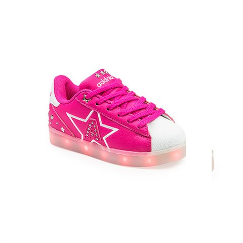 ADDNCIE LED USB ESTRELLA JR. Cordones con luces