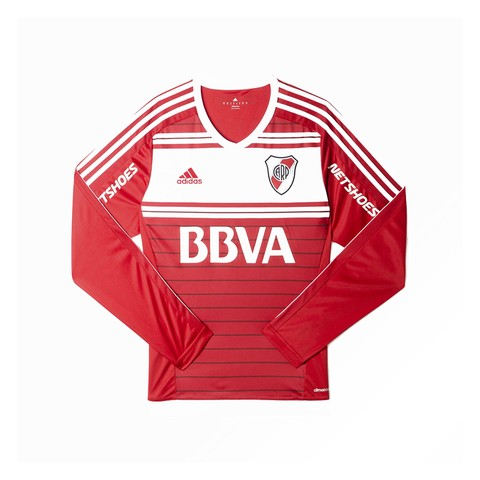 Camiseta Suplente de River Adidas AO3474 LONG SLEEVES COD: 01253474