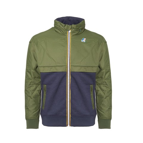 KWAY CAMPERA LE VRAI REMAKE RICHARD g/b