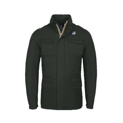 KWAY CAMPERA HOMBRE MANFIELD THERMO PLUS torba