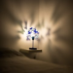 """Forever Blue"" - At last! Crafts Iluminación"