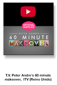 T.V. Peter Andre's 60 minute makeover,  ITV (Reino Unido)