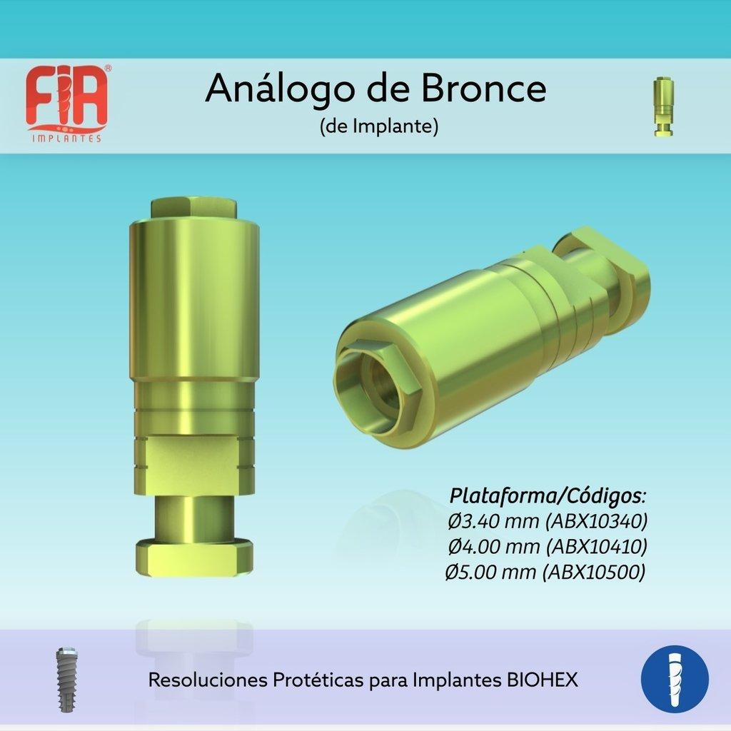Analogo de Bronce