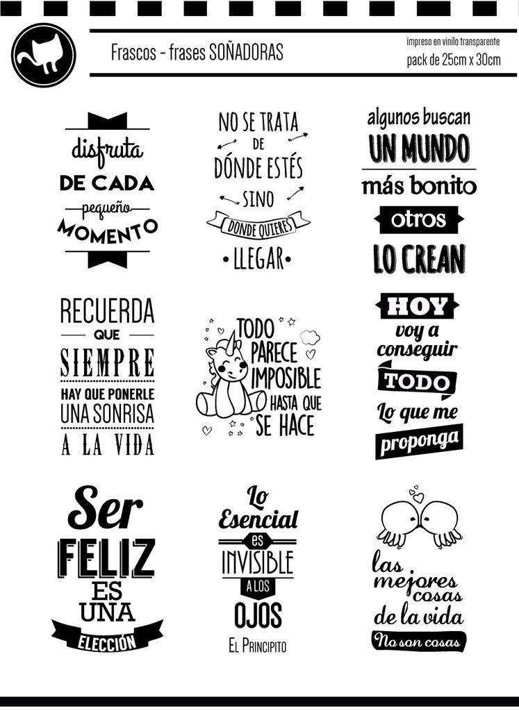 Frases Soñadoras