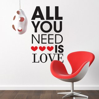 Looma Vinilos All You Need Is Love