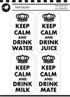 Botellas Keep Calm