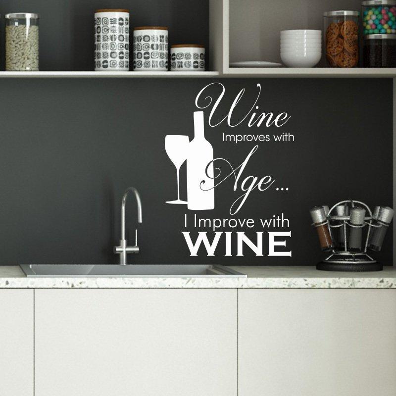 Wine Looma Vinilos Decorativos