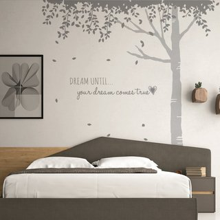Looma Vinilos Decorativos Árbol Roof + dream until