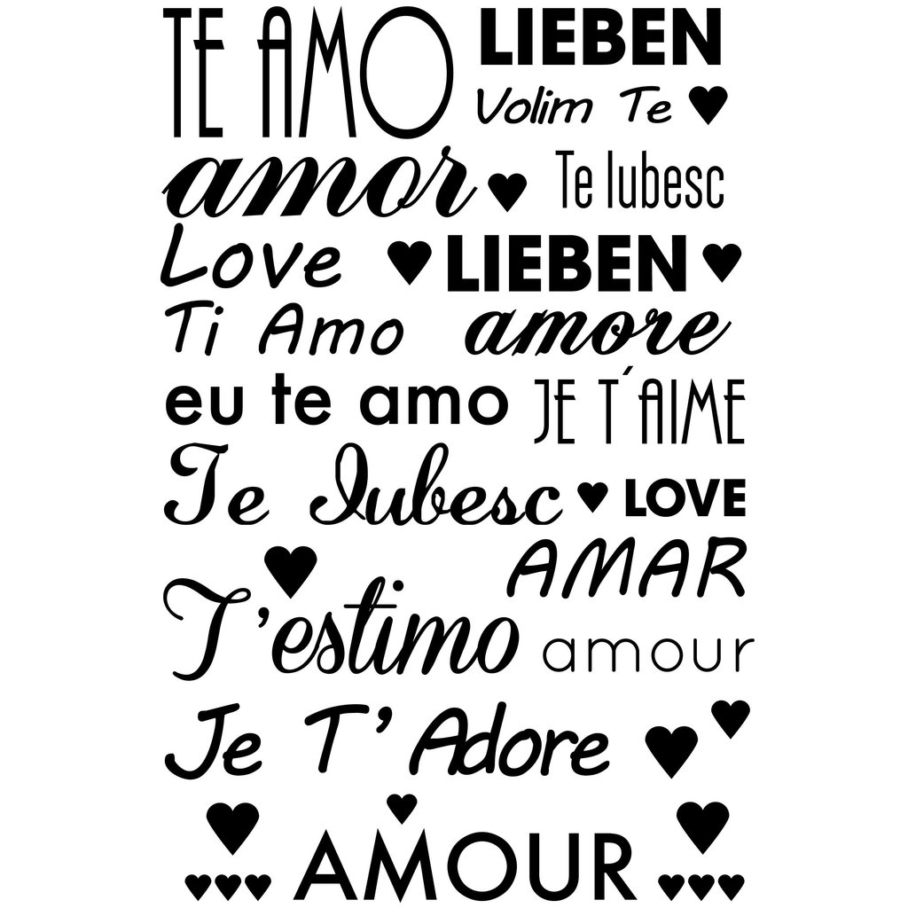 Palabras Amor