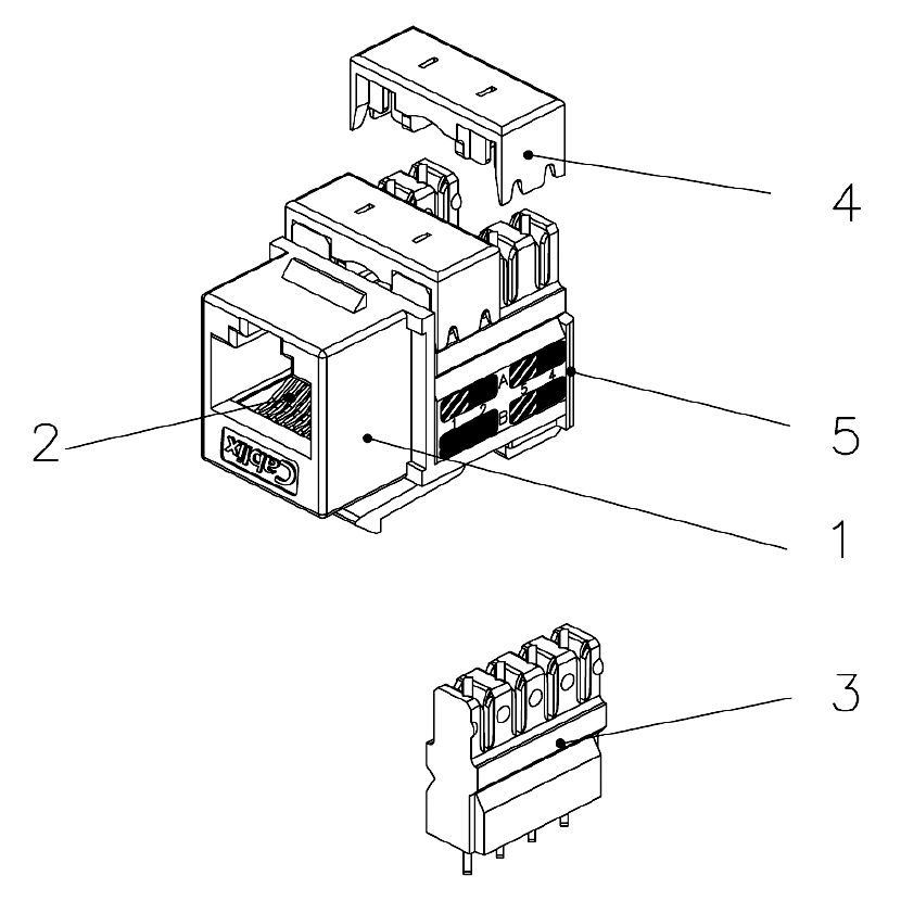 Wiring Diagram Standard Cat5 T568b T568a Vs
