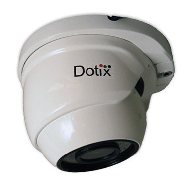 ID6 - Dome IP 1.0MP Lente 3.6mm