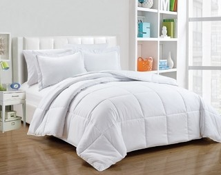 Comforter set x 3, Queen - escoge el color