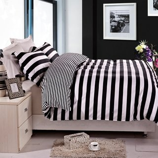 Duvet cover reversible stripes - escoge el tamaño