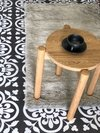 Mesa Auxiliar en roble Coffee table - Hugga