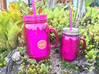 Vaso Aladdin 32 oz full color - fucsia - Casa Viva