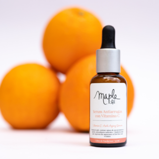 Serum antiarrugas con Vitamina C 30ml - Maple