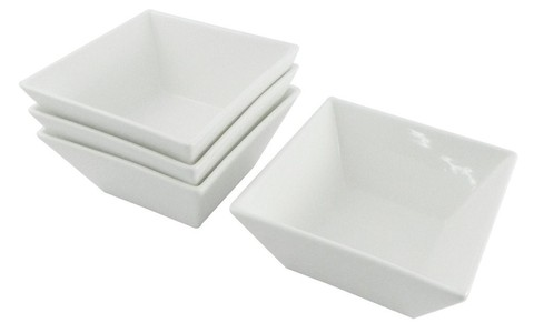 set x 4 platos hondos - Simple 15 - Ambiente Gourmet