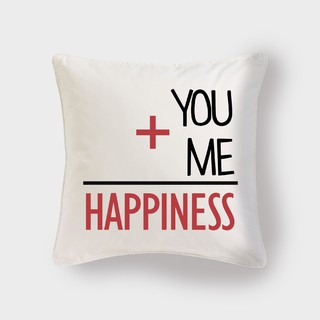 Cojín You + Me = Happiness - Pilou - comprar online