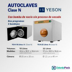 AUTOCLAVE TANDA N. YESON