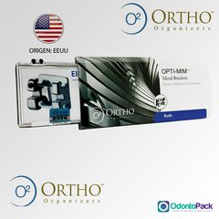 BRACKETS METALICOS ROTH. ORTHO ORGANIZERS - comprar online