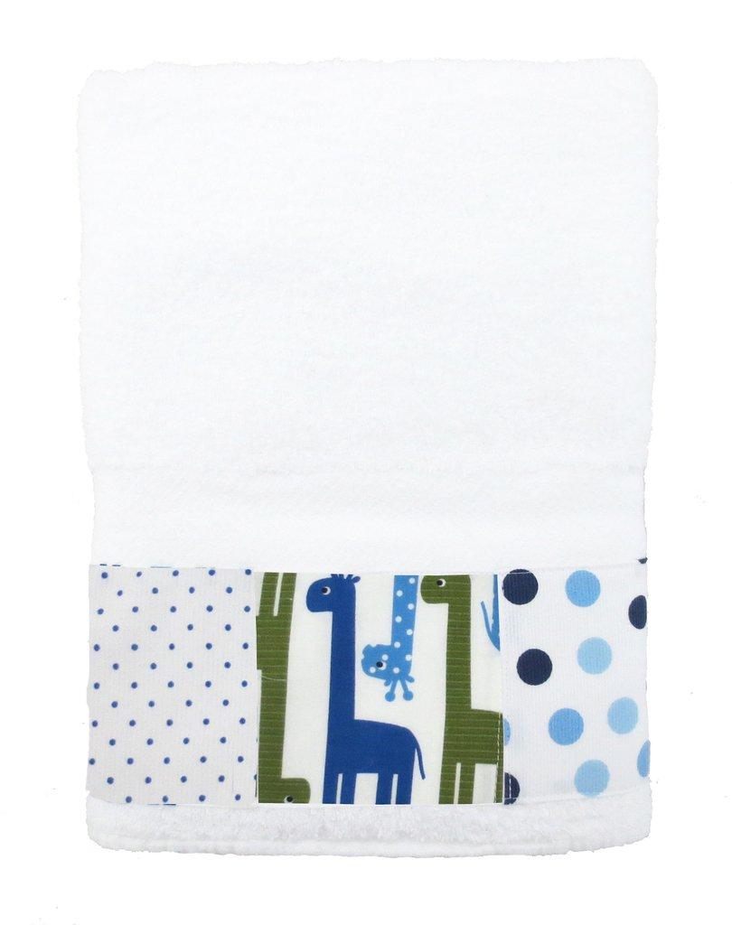 Juego de toallón y toalla Santino, código TT0113