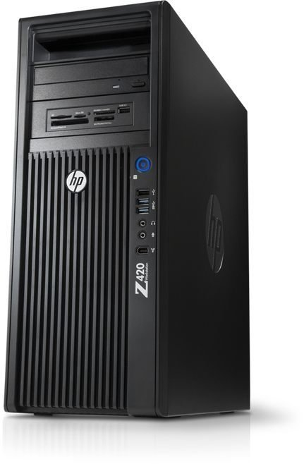 Desktop Workstations Hp Z420 Xeon® E5-1620 -  HD2tb -  MEM 16gb   -    SEMINOVO