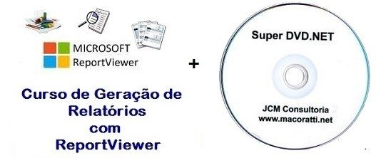 Super DVD .NET + Curso ReportViewer