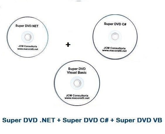 Super DVD .NET + Super DVD C# + Super DVD VB