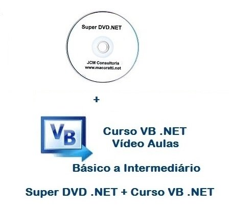 Super DVD .NET + Curso VB .NET