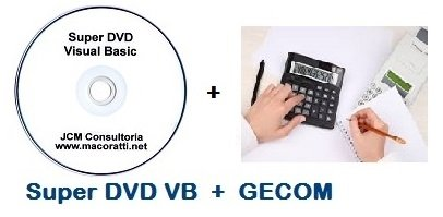Super DVD Visual Basic + GECOM
