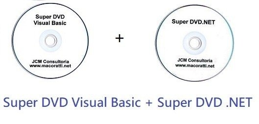 Super DVD Visual Basic + Super DVD .NET