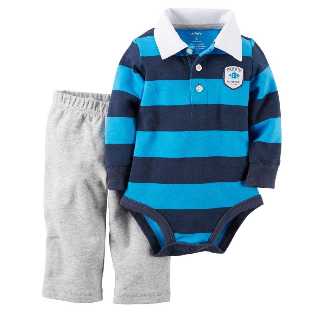 da16f359e Ropa carters para bebe - Conjunto 2 piezas, Camisa y Pantalón