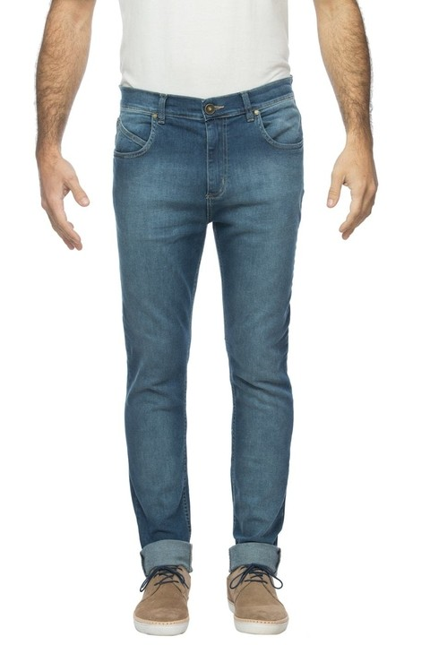 Pantalon de Jean Corte Regular