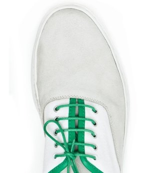 Zapatillas Flipper White - La Argentina