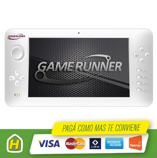 CONSOLA PORTATIL ST-059 NET RUNNER TOUCH ANDRIOD