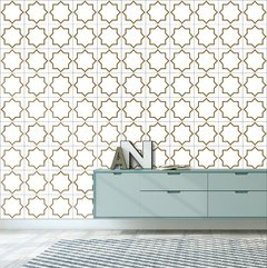 "M² ""Tabriz"" Ceramic Tiles"