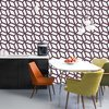 "1 M² ""Polvo"" Purple Ceramic Tiles"