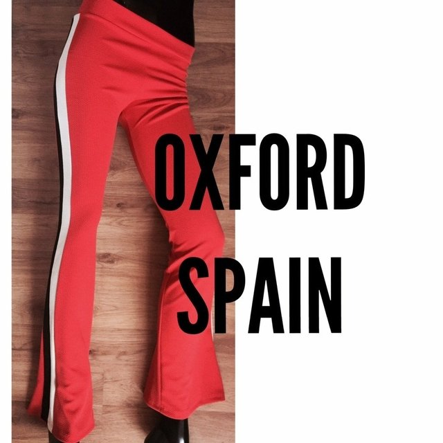 OXFORD | SPAIN | Red